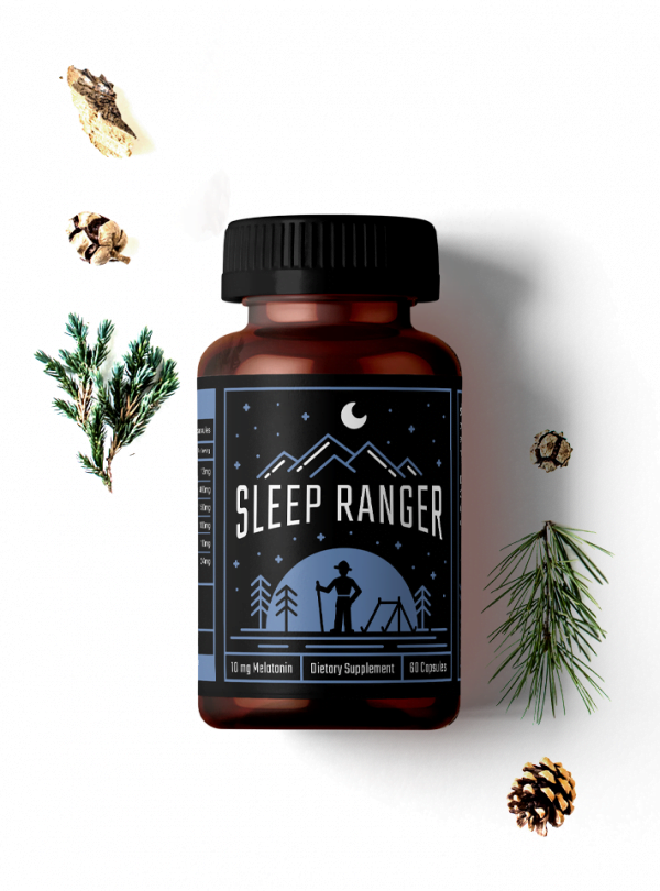Sleep Ranger Premium Melatonin