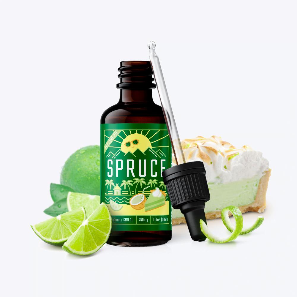 Key Lime Pie CBD Oil